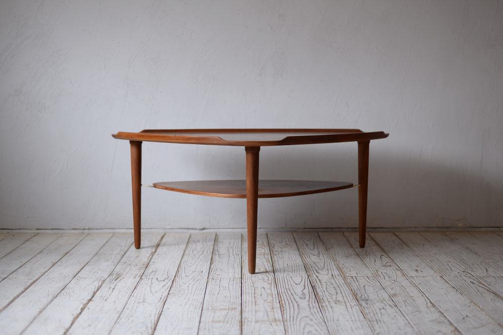 北欧ビンテージ,コーヒーテーブル,センターテーブル,リビングテーブル,リビングインテリア