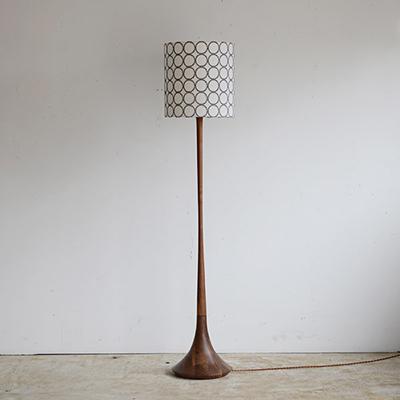 kilta | Floor Lamp (dop tambourine white)